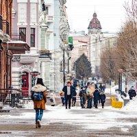 Весна в Хабаровске :: Igor Volkov