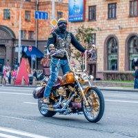 Поклонники мотоциклов в Минске :: Aliaksandr