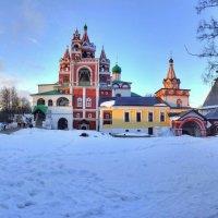 Саввино-Сторожевский монастырь :: Константин