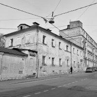 Москва и москвичка :: Tanja Gerster