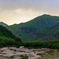 Тызыльское ущелье :: Александр Богатырёв