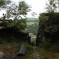 Тиские скалы . Чехия. :: Светлана Хращевская