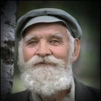 Дедушка Тагир :: Алексей Патлах