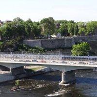 мостик между двумя странами :: Anna-Sabina Anna-Sabina