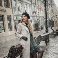 по Кузнецкому :: елена брюханова