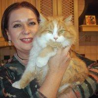 Две кошки :: Борис