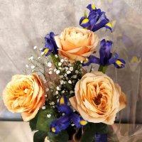 Розы пионовидные. :: Ирина ***