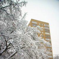Городской пейзаж :: Анатолий Цыганок