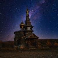 Старая церквушка. :: Владимир Батурин