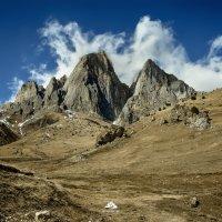 Гора Цей-Лоам. Ингушетия. :: Дмитрий Сарманов
