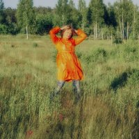 Вечерний свет. :: Владимир Безгрешнов