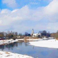 Весна на Волге :: Юрий Пучков