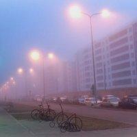 Сиреневый туман... :: Елена Вишневская
