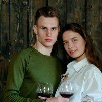 Вячеслав и Дарья :: Вячеслав Дроздов