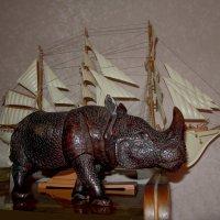 Пускай никакой носорог, даже самый симпатичный, не заслоняет вашу мечту! :: Тамара Бедай