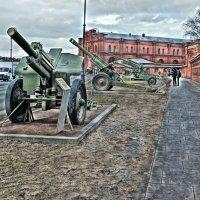 Военно-исторический музей артиллерии. Питер. :: веселов михаил