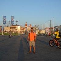Олимпийский парк :: Андрей Кобриков