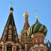 Купола да кресты... :: Валерий Пославский