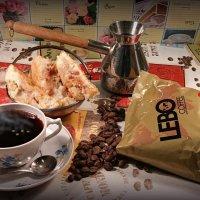 С Международным днём кофе! :: Андрей Заломленков