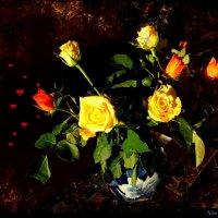 Страсти на закате :: Nina Yudicheva