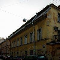 Проходим по Друскеникскому переулку... :: Юрий Куликов