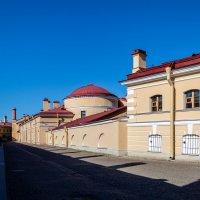Петропавловская крепость. Свет и тени :: Игорь Викторов