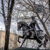 Дмитрий Донской притормозил прививаться :: Михаил Тищенко