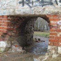 Проход через крепостную стену ) :: Alex67smol Камилин