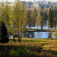 В парке весеннем..... :: Юрий Цыплятников