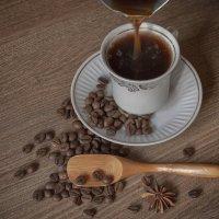 Утро начинается с кофе... :: Светлана Мельник