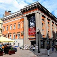 Театр имени Е.Б .Вахтангова :: Анатолий Колосов