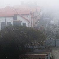Туман отступает :: Валерий Дворников