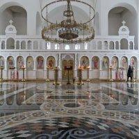 В храме Святых Петра и Февронии Муромских Чудотворцев :: ИРЭН@ .