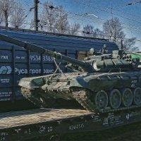 А танки стоят,танки... :: MaxForever