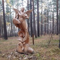 Легенды волшебного леса :: Галина