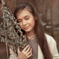 Вечер апреля :: Анжелика Веретенникова