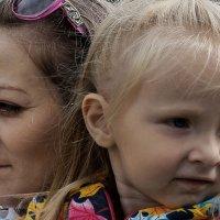 Мама и дочь :: Александр Кемпанен