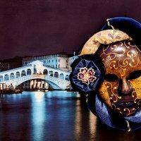 Венецианский карнавал продолжается на воде. :: Юрий ЛМ