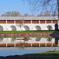 Монастырский пруд :: Нина Синица