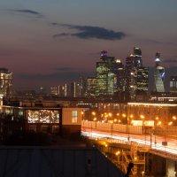 Мой маленький Нью-Йорк. :: Виктория Писаренко