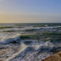 В синем море волны хлещут :: Александр Липовецкий