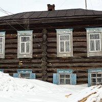 Другая Россия из окна авто :: Татьяна Лютаева