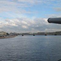 """Вид с палубы крейсера """"Аврора"""" :: Маера Урусова"""