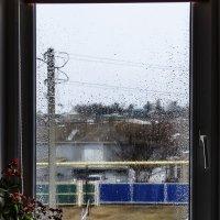 Весь в слезах, из окна в даль смотрит мой дом... :: Андрей Щетинин
