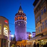 Стамбул вечером :: Андрей ТOMА©