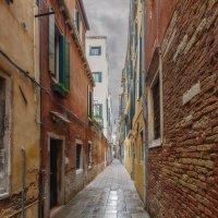 Пасмурным днем в Венеции... :: Александр Вивчарик