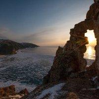 Байкальский восход :: Владимир Собардахов