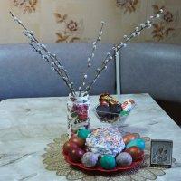 С праздником Светлой Пасхи! :: сергей