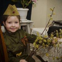 Спасибо за мирное небо! :: Ольга Русакова