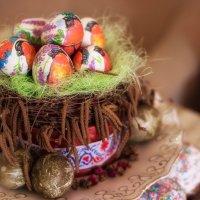 Пасхальный декор :: TATYANA PODYMA